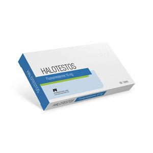 Halotestos 10 - köpa Fluoxymesteron (Halotestin) i onlinebutiken | Pris