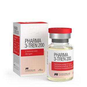 Pharma 3 Tren 200 - köpa Trenbolone Mix (Tri Tren) i onlinebutiken | Pris