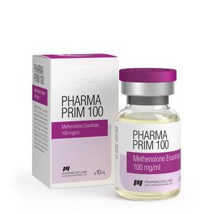 Pharma Prim 100 - köpa Metenolon-enanthat (Primobolan depot) i onlinebutiken | Pris