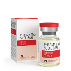 Pharma Stan 50 Oil Base - köpa Stanozolol injektion (Winstrol depå) i onlinebutiken | Pris