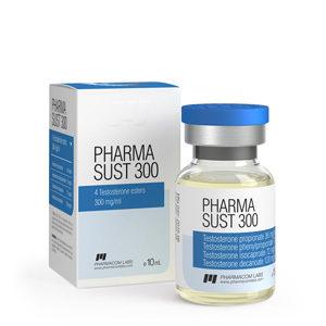 Pharma Sust 300 - köpa Sustanon 250 (Testosteron mix) i onlinebutiken | Pris