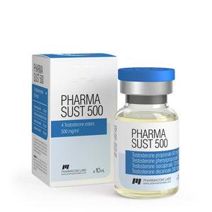 Pharma Sust 500 - köpa Sustanon 250 (Testosteron mix) i onlinebutiken | Pris