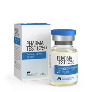 Pharma Test C250 - köpa Testosteronscypionat i onlinebutiken | Pris