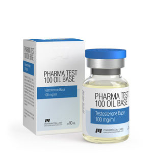 Pharma Test Oil Base 100 - köpa Testosteronbas i onlinebutiken | Pris