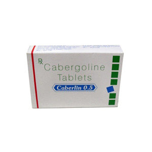 Caberlin 0.5 - köpa Cabergoline (Cabaser) i onlinebutiken | Pris