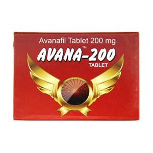 Avana 200 - köpa Avanafil i onlinebutiken | Pris
