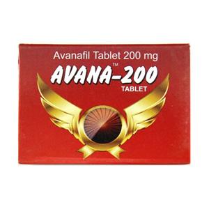 Avana 200 - köpa Avanafil i onlinebutiken   Pris