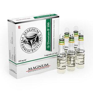Magnum Drostan-P 100 - köpa Drostanolonpropionat (Masteron) i onlinebutiken | Pris