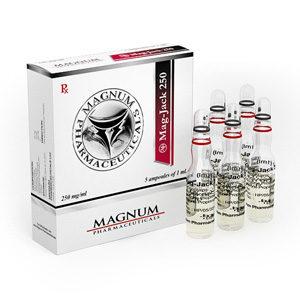 Magnum Mag-Jack 250 - köpa Trenbolonacetat
