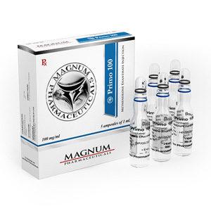 Magnum Primo 100 - köpa Metenolon-enanthat (Primobolan depot) i onlinebutiken | Pris