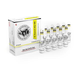 Magnum Stanol-AQ 100 - köpa Stanozolol injektion (Winstrol depå) i onlinebutiken | Pris