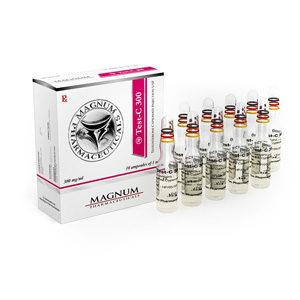 Magnum Test-C 300 - köpa Testosteronscypionat i onlinebutiken | Pris