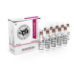 Magnum Test-E 300 - köpa Testosteron-enanthat i onlinebutiken | Pris
