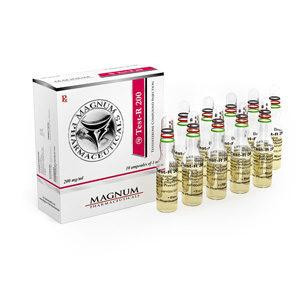 Magnum Test-R 200 - köpa Sustanon 250 (Testosteron mix) i onlinebutiken | Pris
