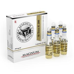 Magnum Tren-E 200 - köpa Trenbolone enanthate i onlinebutiken | Pris