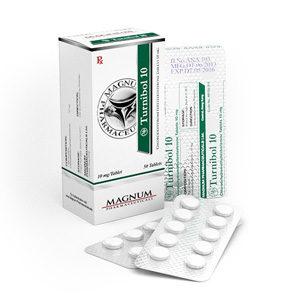 Magnum Turnibol 10 - köpa Turinabol (4-klorodehydrometyltestosteron) i onlinebutiken | Pris