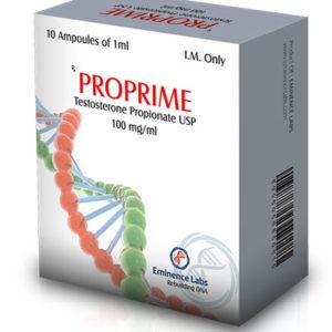 Proprime - köpa Testosteronpropionat i onlinebutiken | Pris