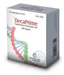 Decaprime - köpa Nandrolon dekanoat (Deca) i onlinebutiken | Pris