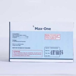 Max-One - köpa Metandienon oral (Dianabol) i onlinebutiken | Pris