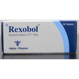 Rexobol-10 - köpa Stanozolol oral (Winstrol) i onlinebutiken | Pris