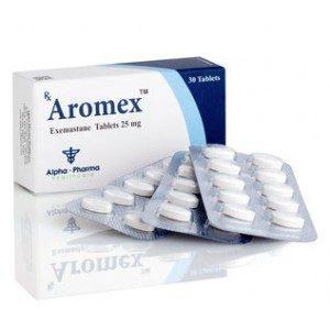 Aromex - köpa Exemestane (Aromasin) i onlinebutiken | Pris