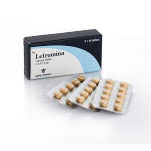 Letromina - köpa letrozol i onlinebutiken | Pris