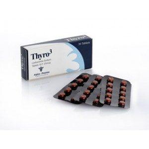 Thyro3 - köpa Liotyronin (T3) i onlinebutiken | Pris