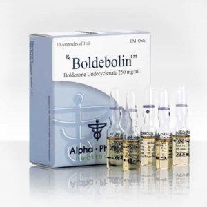 Boldebolin - köpa Boldenonundecylenat (Equipose) i onlinebutiken | Pris