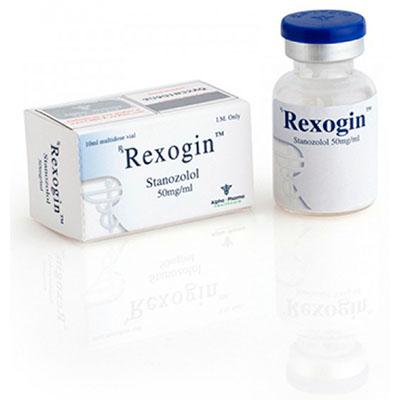 Rexogin (vial) - köpa Stanozolol injektion (Winstrol depå) i onlinebutiken | Pris
