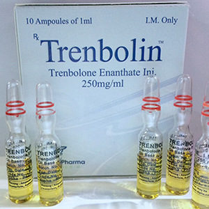 Trenbolin (ampoules) - köpa Trenbolone enanthate i onlinebutiken | Pris
