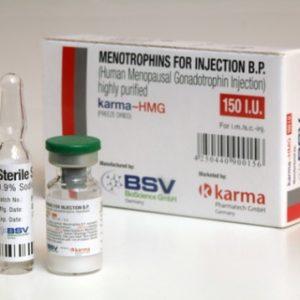 HMG 150IU (Humog 150) - köpa Human Growth Hormone (HGH) i onlinebutiken | Pris