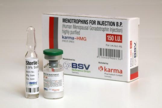 HMG 150IU (Humog 150) - köpa Human Growth Hormone (HGH) i onlinebutiken   Pris