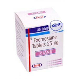 Exemestane - köpa Exemestane (Aromasin) i onlinebutiken | Pris