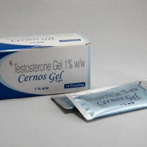 Cernos Gel (Testogel) - köpa Testosterontillskott i onlinebutiken | Pris