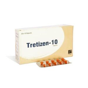 Tretizen 10 - köpa Isotretinoin (Accutane) i onlinebutiken | Pris