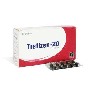 Tretizen 20 - köpa Isotretinoin (Accutane) i onlinebutiken | Pris