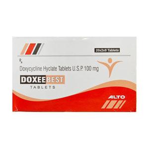 Doxee - köpa doxycyklin i onlinebutiken | Pris