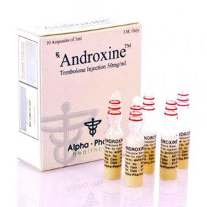 Androxine - köpa Trenbolone i onlinebutiken | Pris