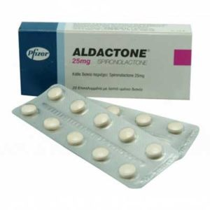 Aldactone - köpa Aldakton (Spironolakton) i onlinebutiken | Pris