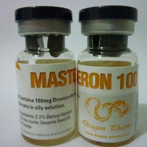 Masteron 100 - köpa Drostanolonpropionat (Masteron) i onlinebutiken | Pris