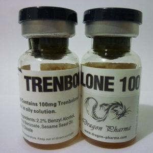 Trenbolone 100 - köpa Trenbolonacetat i onlinebutiken | Pris