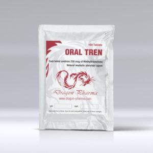 Oral Tren - köpa Metyltrienolon (metyl trenbolon) i onlinebutiken | Pris