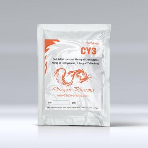 CY3 - köpa Clenbuterolhydroklorid (Clen)